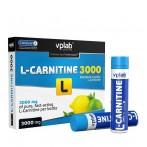 VPLab L-Carnitine 3000 L-Karnitīns Dzērieni Un Batoniņi Svara Kontrole