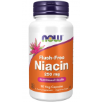 Now Foods Niacin Flush-Free 250 mg