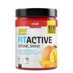 VPLab Fitactive Isotonic Drink Carbohydrates Post Workout & Recovery