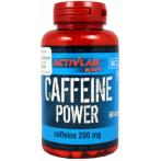 Activlab Caffeine Power Kofeīns Pirms Treniņa Un Еnerģētiķi