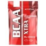 Activlab BCAA Xtra L-Glutamīns Aminoskābju Maisījumi Pēc Slodzes Un Reģenerācija Aminoskābes