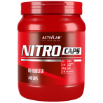 Activlab Nitro Caps Nitric Oxide Boosters Pre Workout & Energy Amino Acids