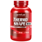 Activlab Thermo Shape Man Fat Burners Caffeine D-Aspartic Acid, DAA Pre Workout & Energy Testosterone Level Support Weight Management