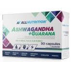 AllNutrition Ashwagandha + Guarana Pre Workout & Energy