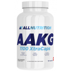 AllNutrition AAKG 1100 XtraCaps L-Arginine Nitric Oxide Boosters Pre Workout & Energy Amino Acids