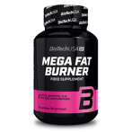 Biotech Usa Mega Fat Burner Weight Management For Women