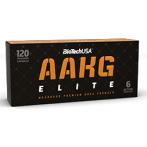Biotech Usa AAKG Elite L-arginīns Slāpekļa Oksīda Pastiprinātāji Pirms Treniņa Un Еnerģētiķi Aminoskābes