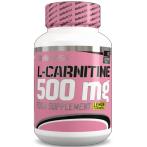 Biotech Usa L-Carnitine 500 L-karnitīns Tauku Dedzinātāji Aminoskābes