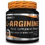 Biotech Usa L-Arginine Powder Л-Аргинин Усилители Оксида Азота Аминокислоты
