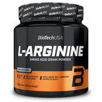 Biotech Usa L-Arginine Powder Nitric Oxide Boosters Pre Workout & Energy Amino Acids
