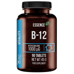 Essence Nutrition Vitamin B-12 Methylcobalamin 1000 μg
