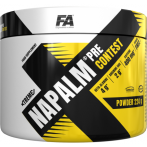 FA Nutrition Xtreme Napalm Pre-Contest Pirms Treniņa Un Еnerģētiķi