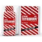 FA Nutrition Thyroburn Extreme Fat Burners Weight Management
