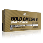 Olimp Nutrition Gold Omega 3 Sport Edition Vitamins & Minerals
