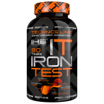 IHS Technology Iron Test Testosterone Level Support