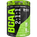 IHS Technology BCAA 2:1:1 Iron Caps Amino Acids