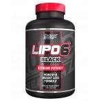 Nutrex Lipo-6 Black Tauku Dedzinātāji