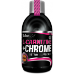 Biotech Usa L-Carnitine + Chrome Fat Burners Amino Acids