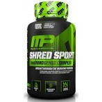 MusclePharm Shred Sport Tauku Dedzinātāji