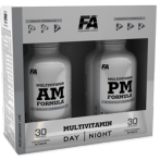 Fa Nutrition Multivitamin AM + PM Formula