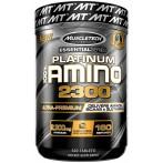 MuscleTech Platinum 100% Amino 2300 Aminoskābes