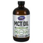 Now Foods MCT Oil Svara Kontrole