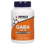 Now Foods GABA 500 mg