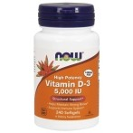 Now Foods Vitamin D-3 5000 IU