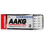 Nutrend AAKG Compressed Caps L-arginīns Slāpekļa Oksīda Pastiprinātāji Pirms Treniņa Un Еnerģētiķi Aminoskābes
