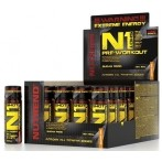 Nutrend N1 Shot Nitric Oxide Boosters Pre Workout & Energy
