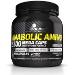 Olimp Anabolic Amino 5500 Aminoskābes