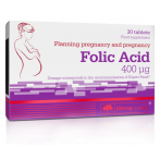 Olimp Folic Acid 400 µg
