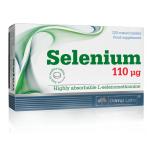 Olimp Selenium 110 μg Minerāļi Vitamīni Un Minerālvielas