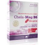 Olimp Chela-Mag B6 Krampji Magnijs Minerāļi Vitamīni Un Minerālvielas