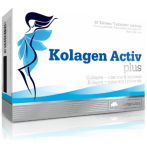 Olimp Kolagen Activ Plus Joint Support Vitamins & Minerals For Women