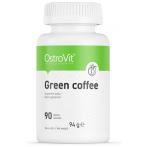 OstroVit Green Coffee Antioksidanti Tauku Dedzinātāji Pirms Treniņa Un Еnerģētiķi