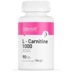 OstroVit L-Carnitine 1000 L-Karnitīns Tauku Dedzinātāji For Women Aminoskābes