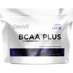 OstroVit BCAA Plus Aminoskābju Maisījumi L-Glutamīns L-Taurīns Aminoskābes