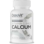 OstroVit Vitamin D3 + K2 + Calcium Vitamīni Un Minerālvielas