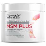Ostrovit MSM Plus Locītavām Un Saitēm Vitamīni Un Minerālvielas