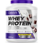 OstroVit Whey Protein Sūkalu Olbaltumvielu Koncentrāts, WPC Proteīni