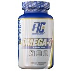 Ronnie Coleman Omega-3 XS Рыбий Жир, Льняное Масло И Омега Витамины И Минералы