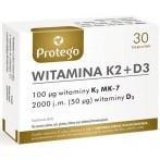 Salvum Lab Vitamin K2 + D3