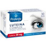 Salvum Lab Lutein Complex Antioksidanti Luteīns un Citi Produkti Acīm Zivju Eļļa, Lineļļa Un Omega Taukskābes Vitamīni Un Minerālvielas
