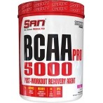 San BCAA Pro 5000 Post Workout & Recovery Amino Acids