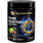 Go On Nutrition Pump Reactor Nitric Oxide Boosters Pre Workout & Energy