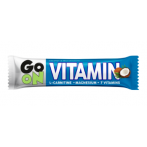 Go On Nutrition Vitamin Bar Dzērieni Un Batoniņi