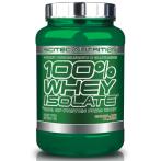 Scitec Nutrition 100% Whey Isolate Izolāts Proteīni