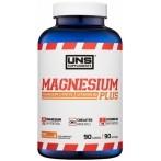 Uns Magnesium Plus Magnijs Minerāļi Vitamīni Un Minerālvielas