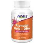 Now Foods Prenatal Gels + DHA